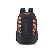 Skybags Komet Plus 04 School Backpack Black