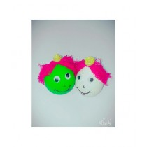 SM Products Doll Shaped Anti stress Ball Pack Of 2