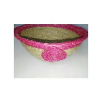 SM Products Stylish Jute Bowl For Decoration