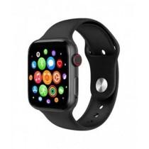 SmartGadgets Smart Watch Black (T500)