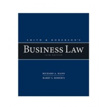 Smith and Roberson's Business Law Book 16th Edition