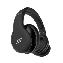 SMS Audio Active Noise Cancelling Wired Headphone Shadow Black
