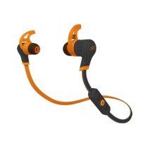 SMS Audio Sport Wireless In-Ear Earphone Orange