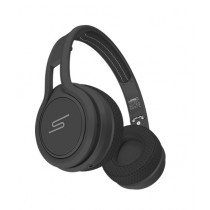 SMS Audio Wired Sport On-Ear Headphone Black