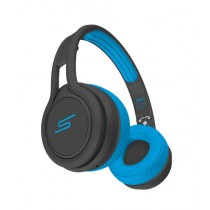 SMS Audio Wired Sport On-Ear Headphone Blue