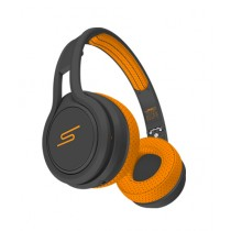 SMS Audio Wired Sport On-Ear Headphone Orange