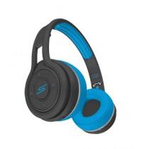 SMS Audio Wireless Sport On-Ear Headphone Blue