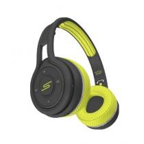 SMS Audio Wireless Sport On-Ear Headphone Yellow