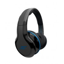 SMS Audio Wired Over-Ear Headphone Black