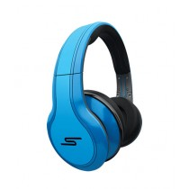SMS Audio Wired Over-Ear Headphone Blue