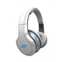 SMS Audio Wired Over-Ear Headphone White