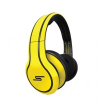 SMS Audio Wired Over-Ear Headphone Yellow