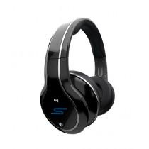 SMS Audio Wireless Over-Ear Headphone Black