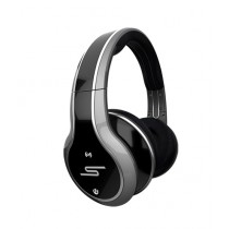 SMS Audio Wireless Over-Ear Headphone Silver