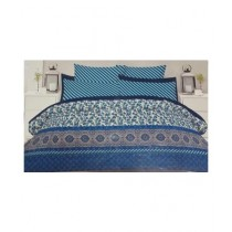 SN King Size Double Bed Sheet With Set (0001)