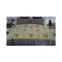 SN King Size Double Bed Sheet With Set (0007)