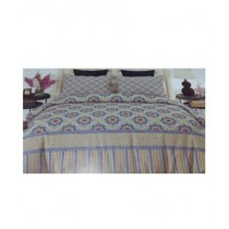 SN King Size Double Bed Sheet With Set (0009)