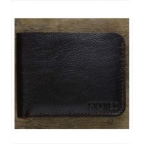 Snug Be Fold Leather Wallet For Men Olive Black
