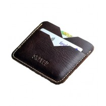 Snug Millennial Leather Card Holder For Men Core (Core-02)