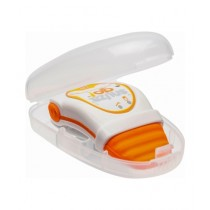 Snuza GO Portable Movement Monitor Orange/white (01SNUZA002)