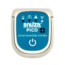 Snuza Pico Smart Wearable Baby Monitor Teal/White (01SNUZA010)