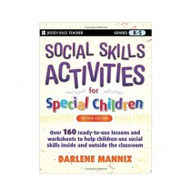 Social Skills Activities For Special Children Book 2nd Edition