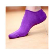 Sockoye No Show Socks For Unisex Spiced Plum