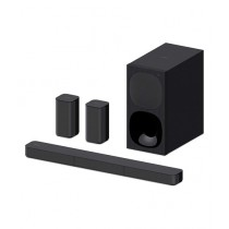 Sony 5.1ch Home Cinema Soundbar System With Bluetooth Black (HT-S20R)
