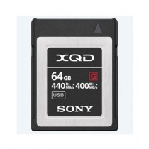 Sony 64GB XQD G Series Memory Card (QDG64E/J)