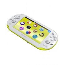 Sony PS Vita SuperSlim WiFi Green/White