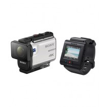 Sony 4K Action Camera with Live-View Remote (FDR-X3000)