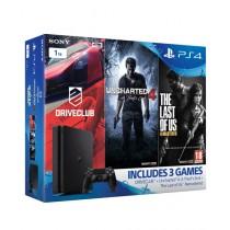 Sony PlayStation 4 1TB Slim Gamer Pack Bundle Console