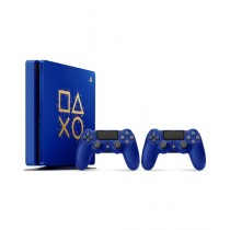 Sony PlayStation 4 500GB Limited Edition Days of Play Blue