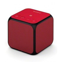 Sony Portable Bluetooth Speaker Red (SRS-X11)
