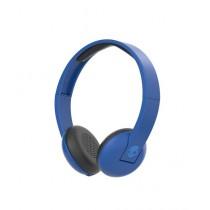 Skullcandy Uproar Wireless Bluetooth On-Ear Headphones Royal/Cream/Blue (S5URJW-546)