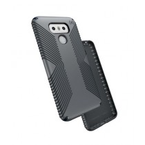 Speck Presidio Grip Charcoal Grey Case For LG G6