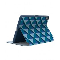 Speck StyleFolio Playa Geo Blueberry Case For iPad Pro 9.7""