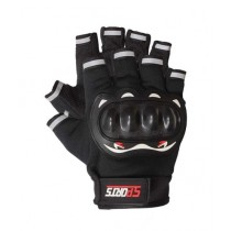 Sports Hub Pro Sports Gloves Black (006)