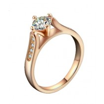 SS Mart Double Fair Engagement Ring For Women