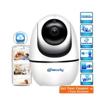 SS Mart WIFI IP Camera With Motion Auto Tracking