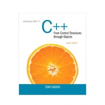 Starting Out with C++ from Control Structures to Objects Book 8th Edition