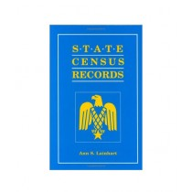 State Census Records Book 1st Edition