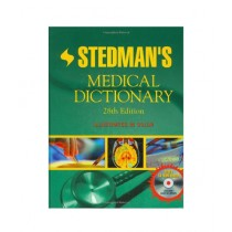 Stedman's Medical Dictionary Book 28th Edition