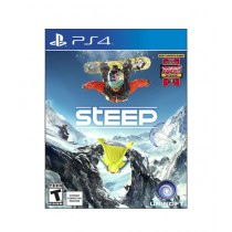 Steep Standard Edition Game For PS4