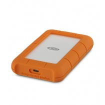 LaCie Rugged 2TB USB 3.1 Type-C External Hard Drive (STFR2000800)