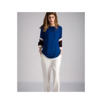 Studio 21 Boski Top For Women Royal Blue (K002)