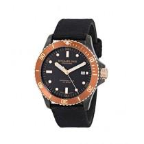 Stuhrling Original Caravel Men's Watch Black (825.03)