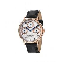 Stuhrling Original Coronate men's Watch Black (467.33452)