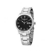 Stuhrling Original Cuvette Panache Elite Men's Watch Silver (831B.01)