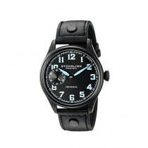 Stuhrling Original Eagle 457 Men's Watch Black (457.335551)